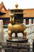 Forbidden City in Beijing — ストック写真