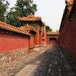 Stock Photo: FORBIDDEN CITY
