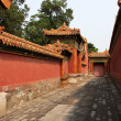 FORBIDDEN CITY — Stock Photo #17580489