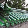 Roof at forbidden city — Stock Photo #17587157