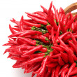 Red hot pepper - Stock Photo