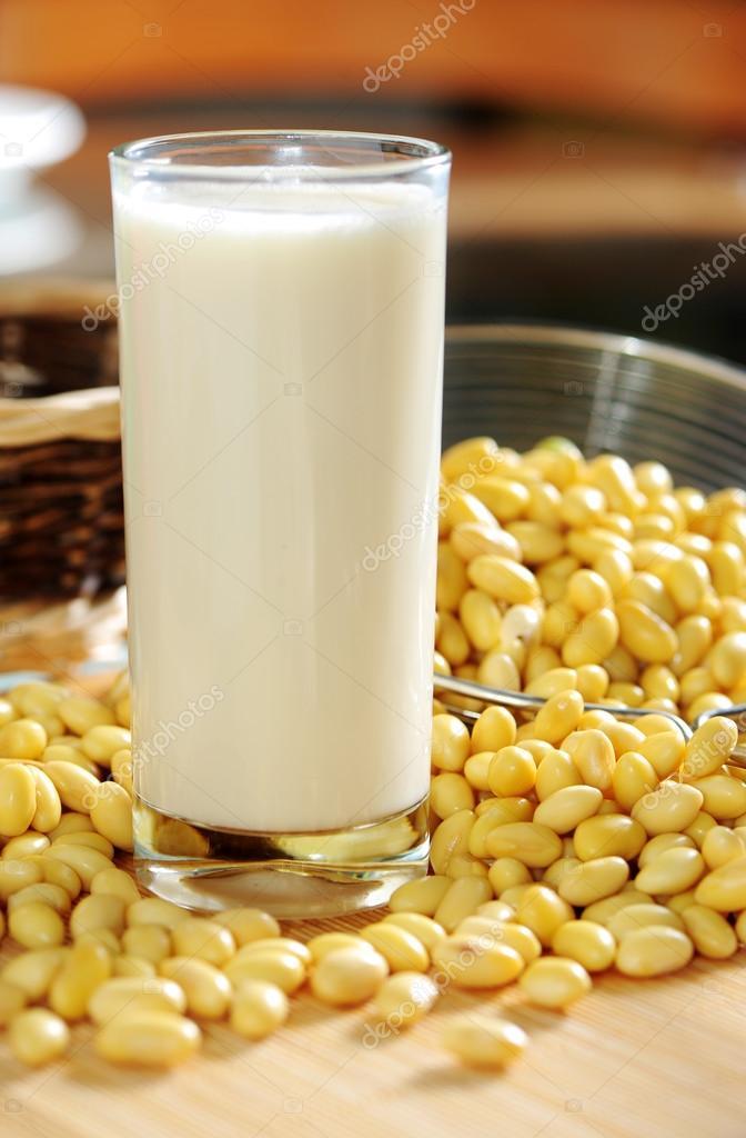 Soy milk wedding