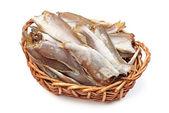 Sušené ryby — Stock fotografie