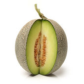 Netted melon — Stock Photo