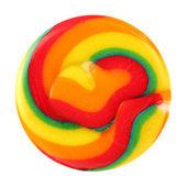 Colorful appetizing lollipop — Stock Photo