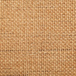 Burlap texture background — Stockfoto