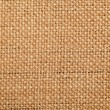 Burlap texture background — Foto Stock