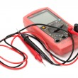 Multimeter, tester isolated on the white background — Stok fotoğraf