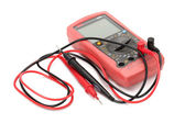 Multimeter, tester isolated on the white background — Stock Photo