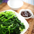 Boiled spinach — 图库照片 #28888961