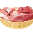 Raw meat — Foto de Stock