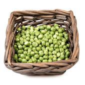 Ripe pea vegetable — Stockfoto