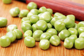 Ripe pea vegetable — Stock Photo