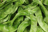 Snow peas — Stock Photo