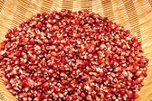 Färgglada traditionella majs — Stockfoto