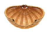 Basket made from bamboo — Stock Photo