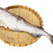 Stock Photo: Raw cod