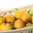 Yellow and green apples — Stock Photo #30204003