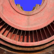 Power generator steam turbine — Stock Photo