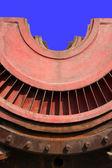 Power generator steam turbine — Stock Photo
