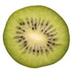 ������, ������: Slice of kiwi