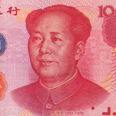 China renminbi — Foto de Stock