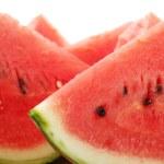 Fresh watermelon slices — Stock Photo #32520407