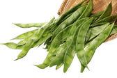 Snow peas — Stock Photo