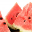 Fresh watermelon slices — Stock Photo