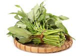 Water spinach — Stock Photo