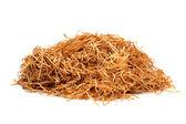 Loose shredded tobacco — Photo