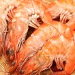 Stock Photo: Boiled shrimp