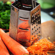 Stockfoto: Polished carrots