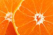 Oranžové pozadí — Stock fotografie