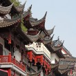 Shanghai City God Temple — Stock Photo