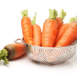 Fresh carrots — Stock Photo #32800057