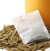 Tea bag — Stock Photo