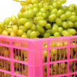 Green grapes — Stock Photo