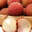 Litchi — Stock Photo
