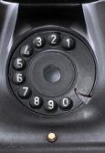 Dial retro — Foto de Stock
