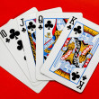 Poker cards — Stock Photo #35558205
