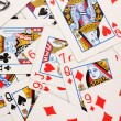 Poker cards — Stock Photo #35558571