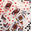 Poker cards — Stock Photo #35558957