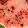 Closeup of watermelon — Lizenzfreies Foto
