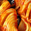 Kimchi (Korean food) close up — Stock Photo