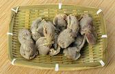 Chicken gizzard — Stock Photo
