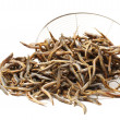 Dried fishes — Stock Photo