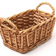 Braided basket — Stock Photo #40883797