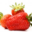 Vibrant  strawberies — Stock Photo #40885587
