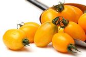Yellow  tomatoes — Stock Photo
